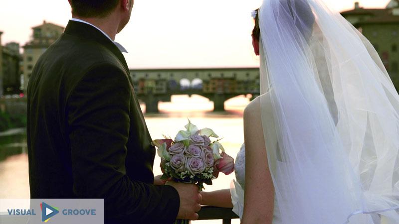 Visual Groove -Video matrimonio a Firenze
