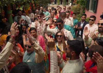 Indian Wedding in Lucca, Tuscany