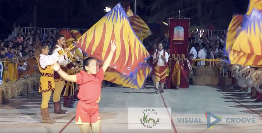 Palio di Gambassi 2016 – Il Video trailer ufficiale by Visual Groove